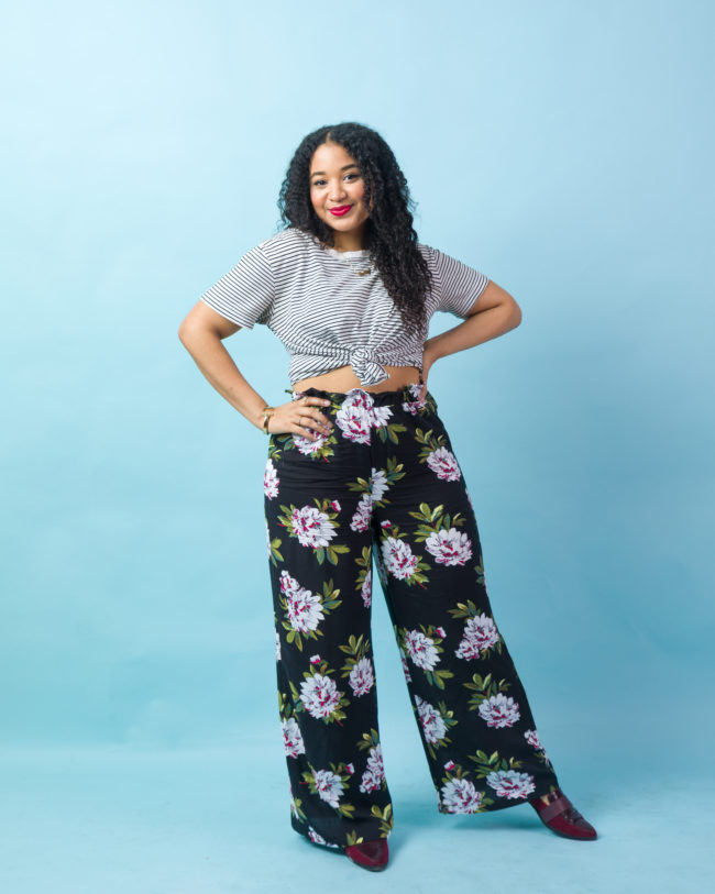 Musings of a Curvy Lady, Plus Size Fashion, WOC Content Creators, Women of Color Creatives, Black Bloggers, Lulu Linden, Audrey Williams