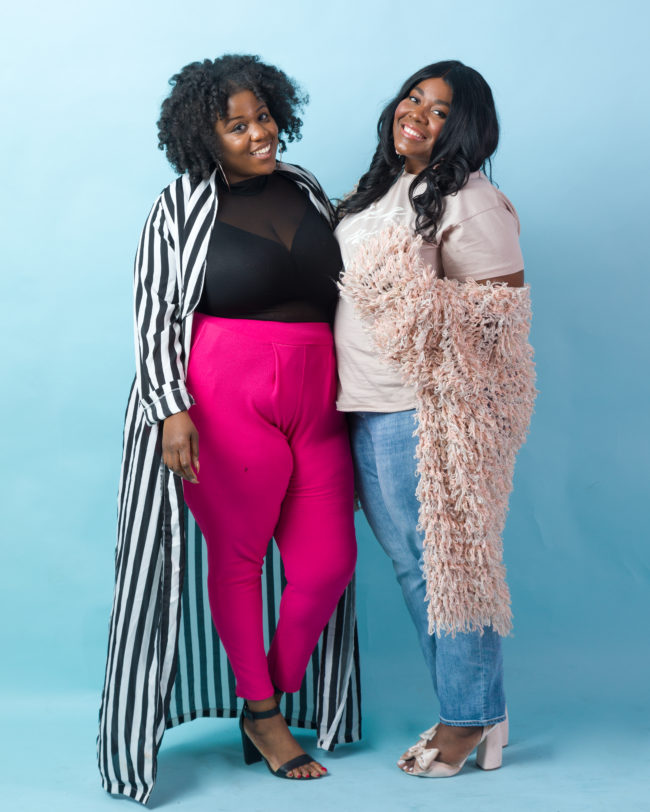 Musings of a Curvy Lady, Plus Size Fashion, WOC Content Creators, Women of Color, Influencers, Social Media Influencers, Creatives, Black Bloggers