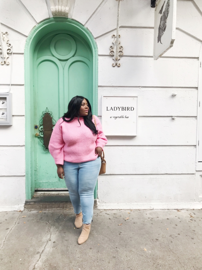 Musings of a Curvy Lady, New York City Travel Guide, New York City, Manhattan, Travel Blogger, NYC Blogger, NYC Coffee Shops, Tourist, NYC Landmarks, Travel Style, OOTD, Travel Guide, Central Park, Brooklyn Bridge, Dumbo, Brooklyn, NYC Restaurants