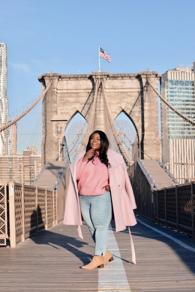 Musings of a Curvy Lady, New York City Travel Guide, New York City, Manhattan, NYC Food, Where to Eat in NYC, Travel Blogger, NYC Blogger, NYC Coffee Shops, Tourist, NYC Landmarks, Travel Style, OOTD, Travel Guide, Central Park, Brooklyn Bridge, Dumbo, Brooklyn, NYC Restaurants