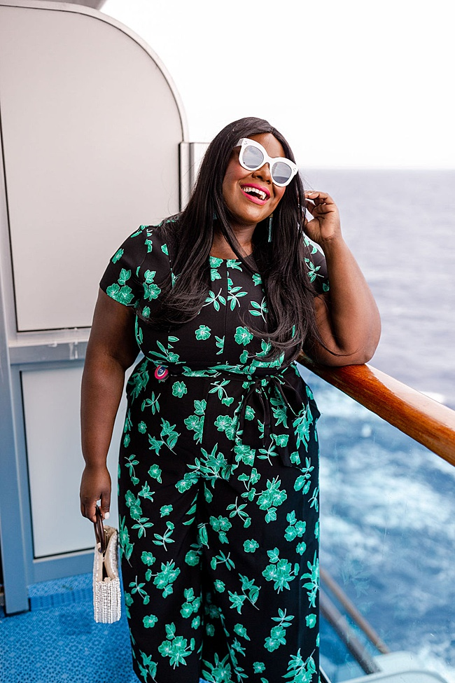 Princess Cruises, Caribbean Princess, Cruising the Caribbean, Come Back New, Travel Style, Travel Outfit