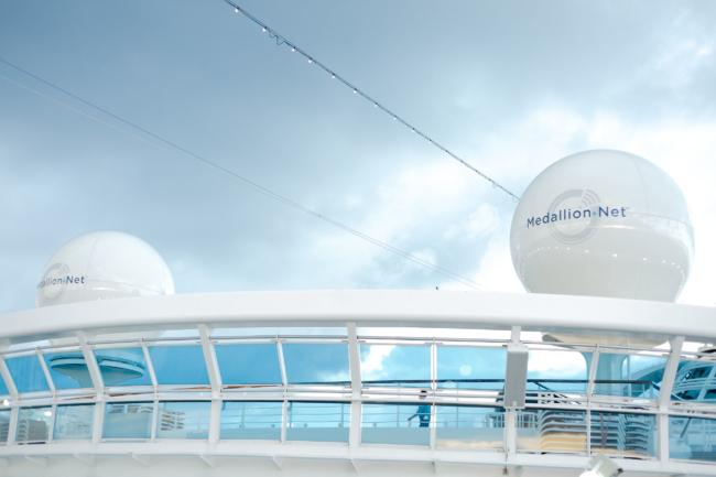 Princess Cruises, Caribbean Princess, MedallionClass, MedallionClass Experience, Caribbean, Travel Blogger, Cruising the Caribbean, Plus Size Travel, Medallion Net, WiFi at Sea