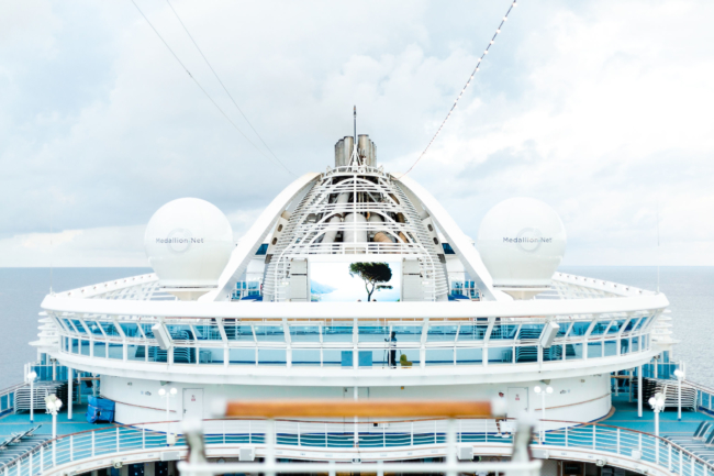 Princess Cruises, Caribbean Princess, MedallionClass, MedallionClass Experience, Caribbean, Travel Blogger, Cruising the Caribbean, Plus Size Travel