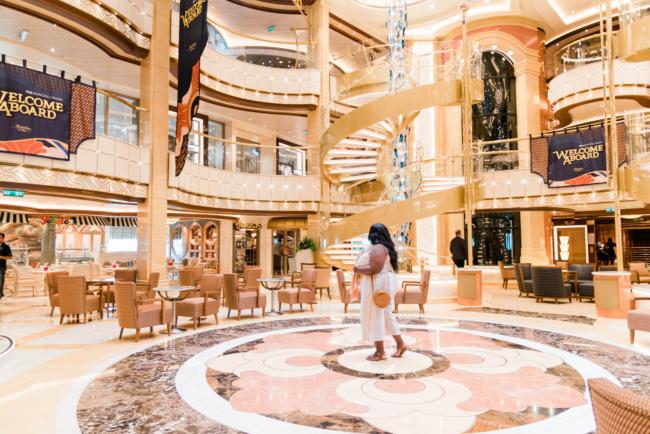 Princess Cruises, Sky Princess, Plus Size Travel, Cruise Vacation, Mediterranean Cruise, Venice, Kotor, Athens