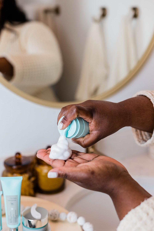 Artistry Skin Nutrition Hydration Solution Set, cleanser