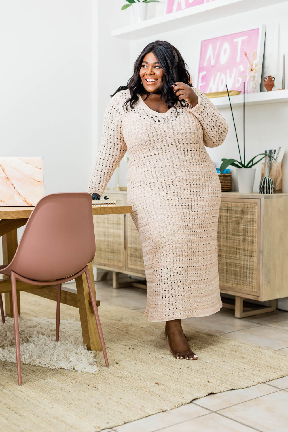 Nordstrom, AFRM Crotchet Dress, Home Office Decor, Amazon Essentials, Content Creator Tools, Amazon Live, Thamarr Musings of a Curvy Lady, Amazon Influencer Essentials, Amazon Echo Buds
